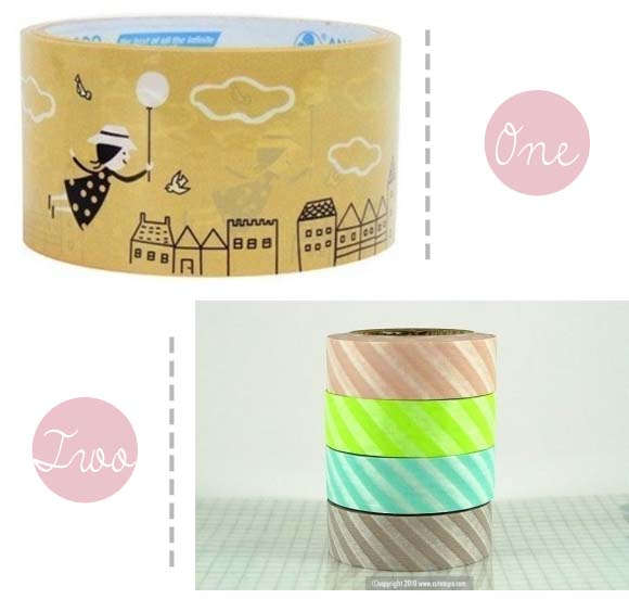 Latest Obsession: Decorative Masking Tape // Japanese Masking Tape ...