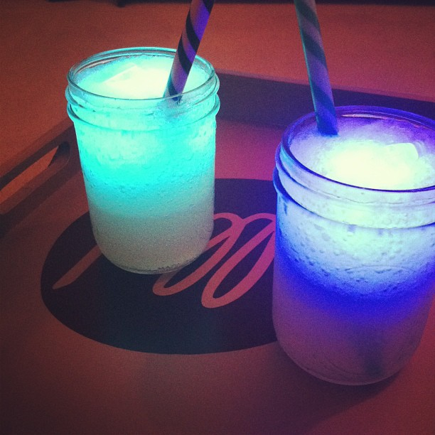 Drinks that Glow