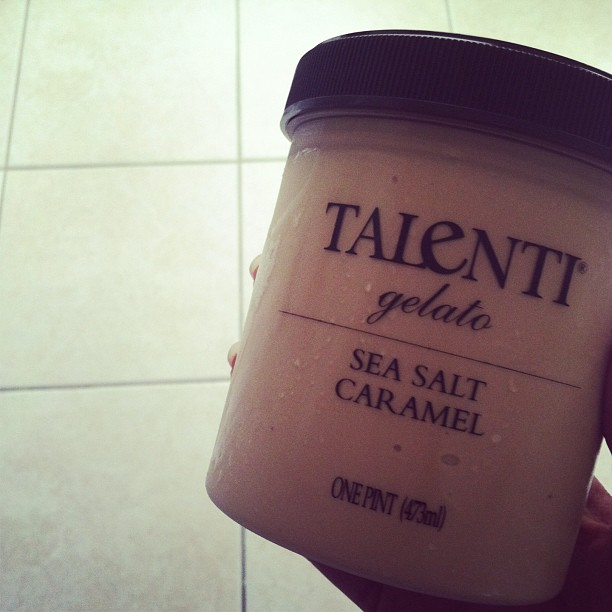 Treat Yo Self - Talenti