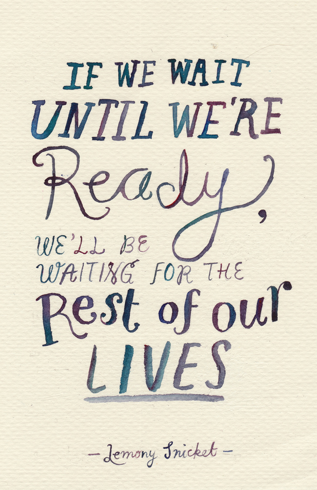 Rest of Our Lives - Lemony Snicket