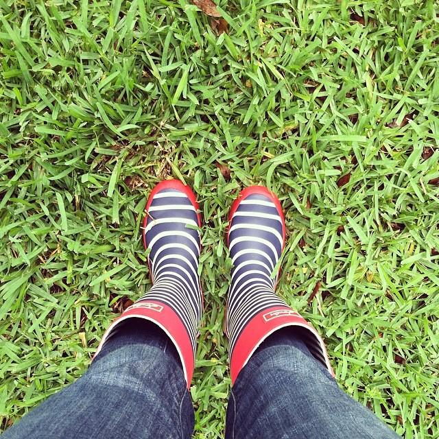 Rain Boots Weather