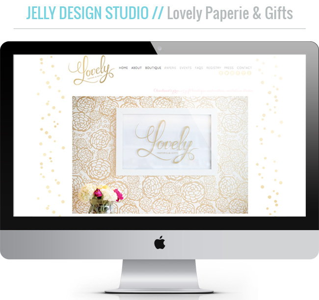 Lovely-Paperie-and-Gifts-website-design