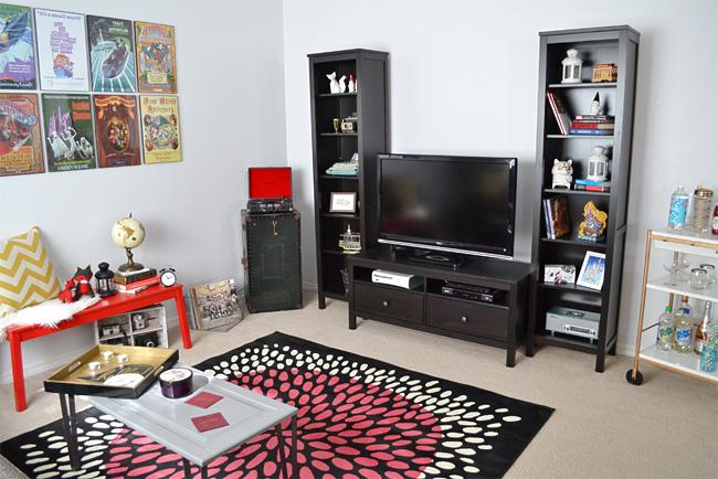 Living Room Tour 4