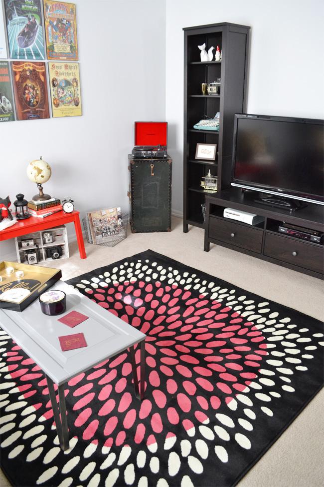 Living Room Tour 6