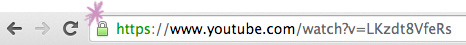 Embedding YouTube Videos - Getting the Video URL